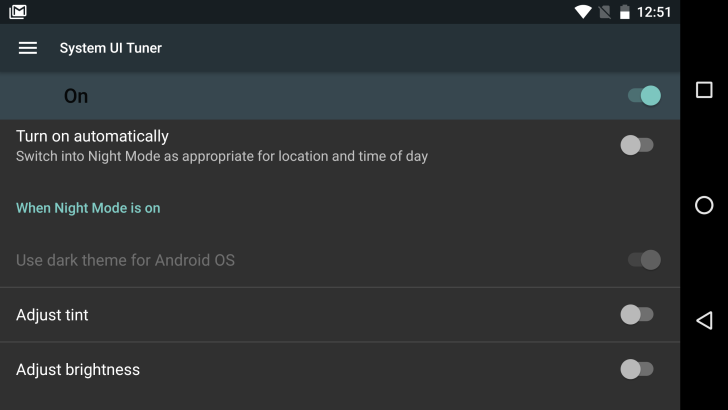 Android N 06